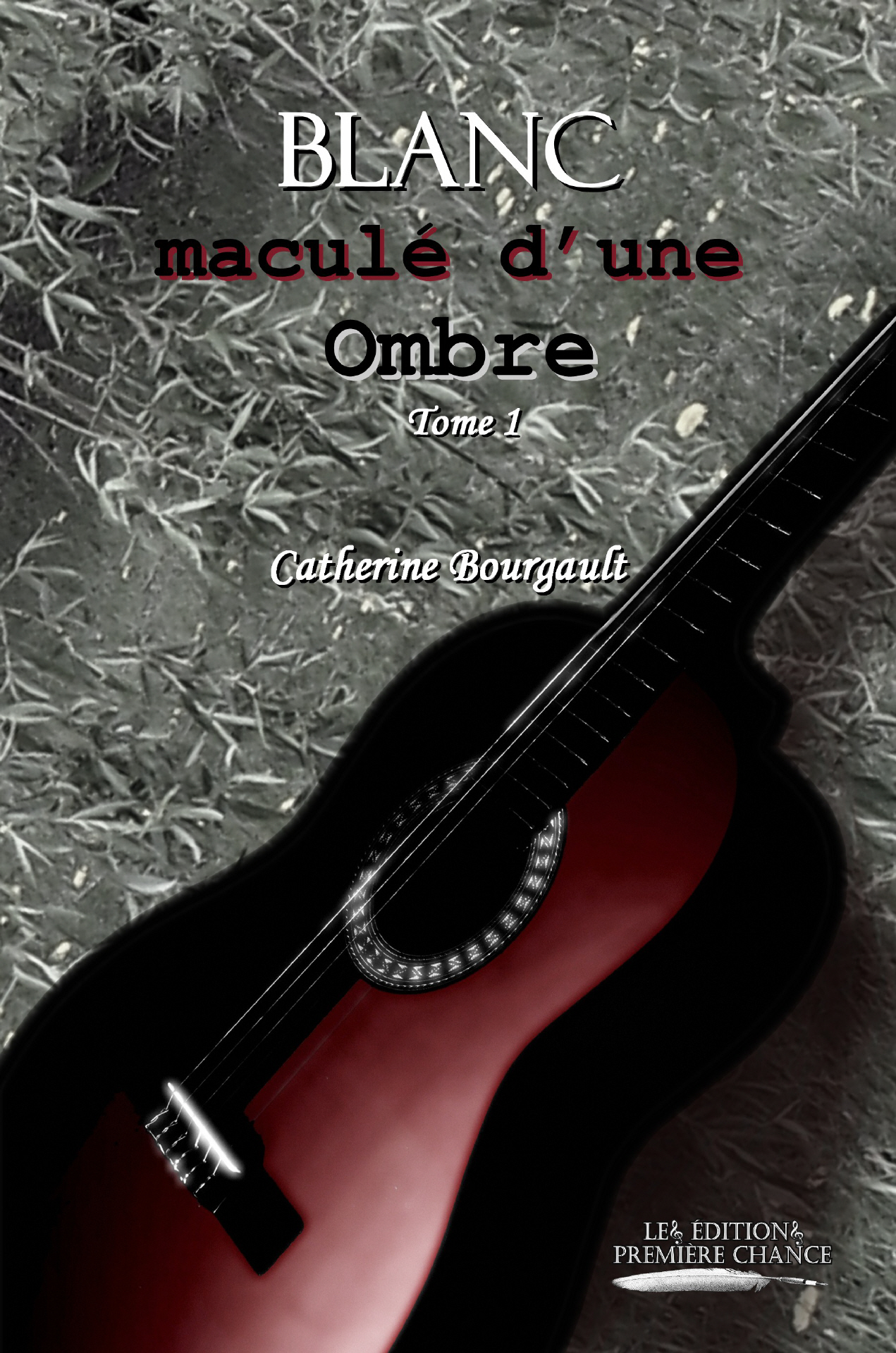 Blanc maculé d'une ombre, Tome 1 / Catherine Bourgault